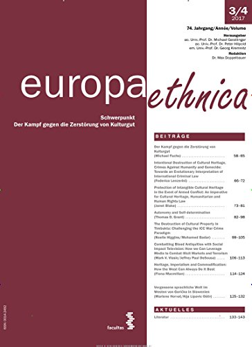 europa ethnica [Jahresabo]
