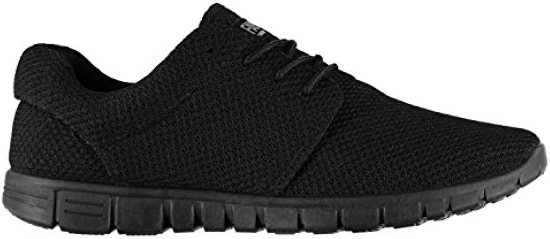 Original Schuhe Stoff Mercy Run Sportschuhe Herren schwarz Sport Schuhe Sneakers