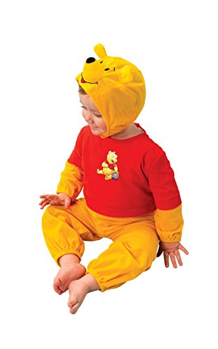 Rubies 3 885817 T - Winnie the Pooh Classic Größe 92-104