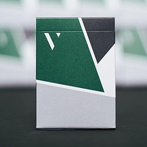 Mazzo di carte virtuoso fw17 playing cards - mazzi di carte da gioco - giochi di magia