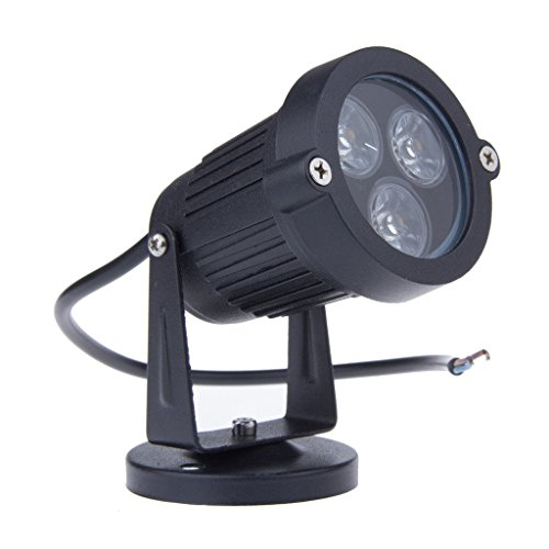 Bloomwin Foco Proyector Exterior Orientable Lámpara Luz IP65 3W 220V Impermeable LED...