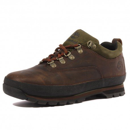 Timberland Euro Hiker Low, Chaussures lacées Homme