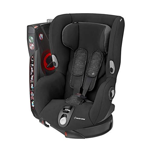 Maxi-Cosi Axiss, drehbarer Kindersitz, Gruppe 1 Autositz (9-18 kg), nutzbar ab 9 Monate bis 4 Jahre, nomad black