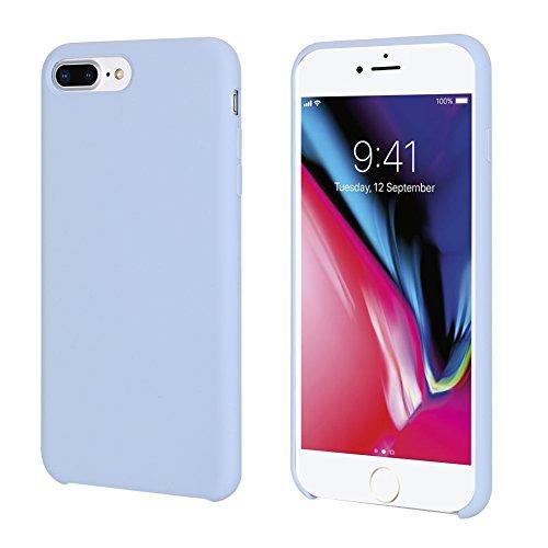 custodia iphone 7 plus microfibra