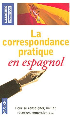 La correspondance pratique en espagnole