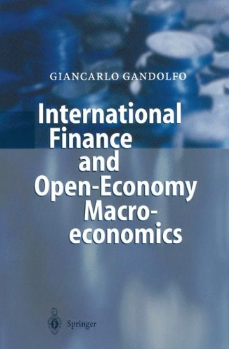 International finance and open-economy macro-economics