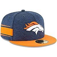 new style 0af79 ec439 New Era 59Fifty Cap - Sideline Home Denver Broncos