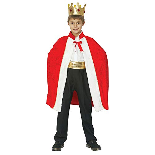 Déguisement Enfant Garçon Costume Roi 7 - 10 ans