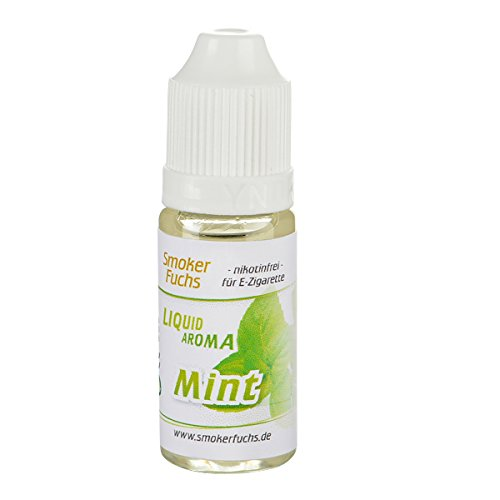 Smokerfuchs E-Liquid Minze, 10ml