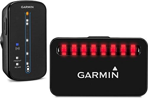 Garmin Varia Fahrrad-Radar Bundle (integrierte Abstandsmessung, Anzeige der Gefahrenstufe, StVZO Zulassung)