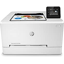 HP Color LaserJet Pro M254dw Farblaserdrucker (Drucken, WLAN, LAN, Duplex, Airprint) weiß