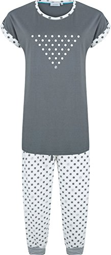 Pastunette Shorty Single-Jersey Grau