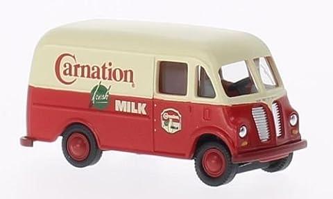 International Harvester Metro Van, Carnation Milk, box wagon , Model Car, Ready-made, Classic Metal Works 1:87 by Classic Metal Works