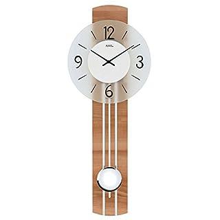 AMS Uhrenfabrik Clock, Silver