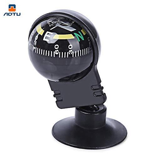 Vektenxi AT7623 Vehicle Navigation Car Compass Ball Bequem und praktisch