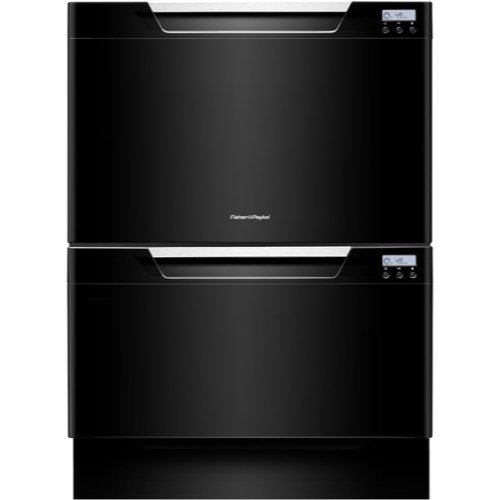 fisher-paykel-dd60dchb7-80908-double-dishdrawer-with-fixed-black-doors