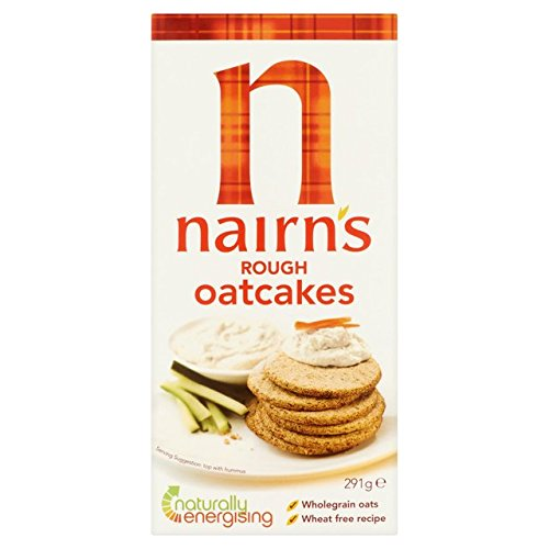 Nairn Traditionelle Raue Oat Cakes 290g
