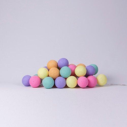 Cotton Ball Lights 716855432100