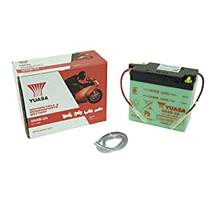 YUASA 6N4B-2A Batterie de Moto