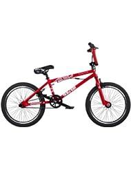 Barracuda BAR1186 - Bicicleta infantil BMX para niño, para todas las medidas a partir de 135 cm, color multicolor