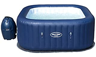Lay-Z-Spa Hawaii Hot Tub, AirJet Inflatable Spa, 4-6 Person (B07F2GDZ2V) | Amazon Products