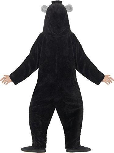 Imagen de smiffy's  disfraz infantil de gorila, color negro 45283m  alternativa