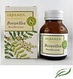 Erbamea 49207 Boswellia Integratore Alimentare, 50 capsule