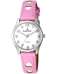 Reloj Radiant RA386601 Niña Piel Rosa Comunión