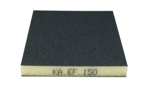 KA.EF. Schleifmatte Korn 150 P280 Schleifschwamm Schleifpad Vlies Schleif Scheiben