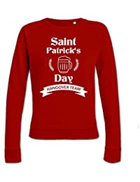 Saint Patrick's Day Hangover Team Women's Sweatshirt by Shirtcity