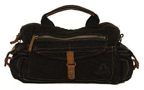 Kakadu Traders Schultertasche BOWLING BAG Grün