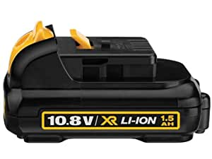 DeWalt DCB123 10.8V XR Compact Battery 1.5Ah Li-Ion