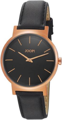 Joop! Men's Quartz Watch Origin JP100841F02 with Leather Strap