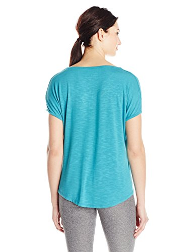 Royal Robbins Damen Noe Cap Sleeve Tee Top Reservoir