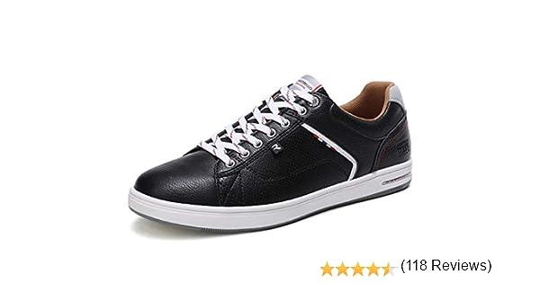 ARRIGO BELLO Chaussure Homme Baskets Sneakers Casual Sport Running Espadrilles Athl/étique Courtes Fitness Tennis 40-46