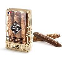Michel Cluizel Baguettes en Chocolat au Lait/Baguettes de Chocolate con Leche/Chocolate con