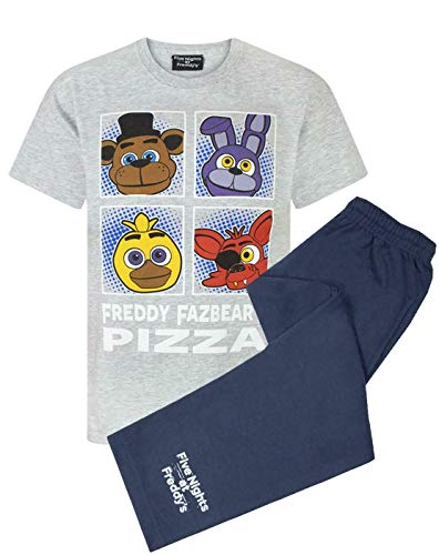Five Nights At Freddy's Panels Boy's Pyjamas (13-14 Years)