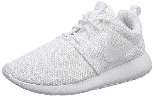 Nike Roshe One 511881, Sneakers Uomo, Grigio (Wolf Grey/White), 40.5