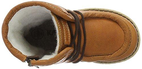 Kavat Töre Ep, Bottes mi-hauteur avec doublure chaude mixte enfant Marron - Braun (lightbrown 939)