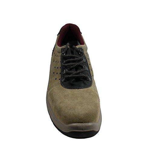 SIR safety system berufsschuhe 00823 chaussures de sécurité s1 chaussures marron Marron - Marron