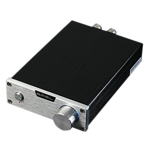 SMSL SA-98E-SILVER Audio Amplifier