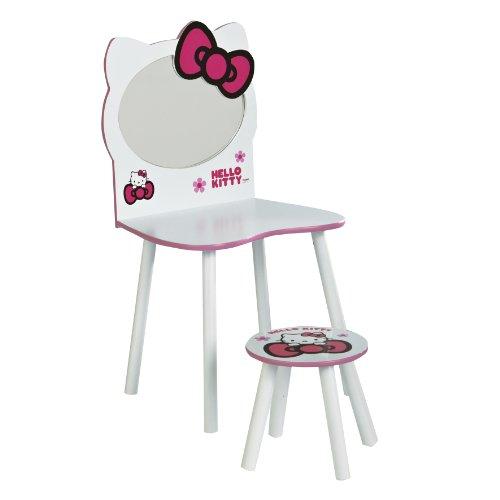 Hello Kitty 462HLL Schminktisch und Stuhl