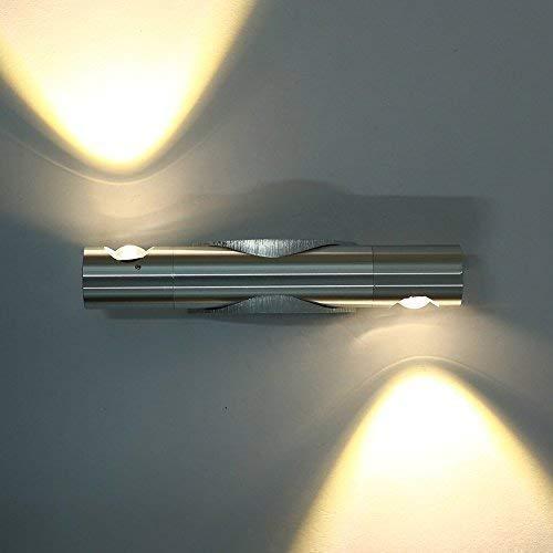 LED Wandleuchte (warmweiß)