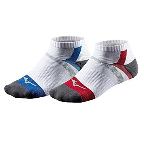 Mizuno Performance 2P mehrfarbig 38/40 (Socke Performance Mizuno)