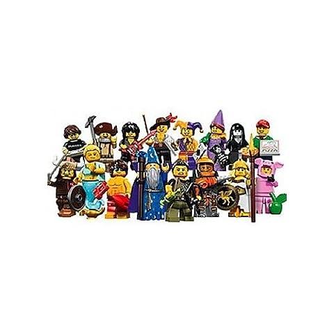 LEGO Minifigures - 6059279 - Jeu De Construction - Boîte De 60 Sachets - Série Simpsons
