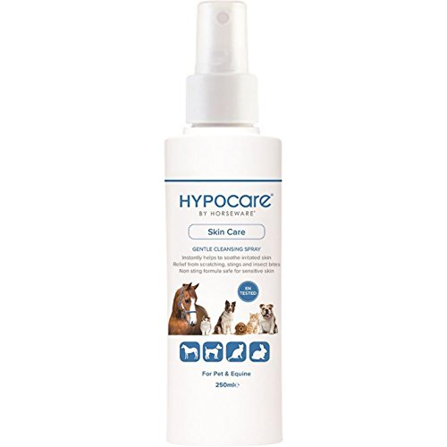 Horseware Unisex's HSW0100 Hypocare Skin Care, Clear, Regular