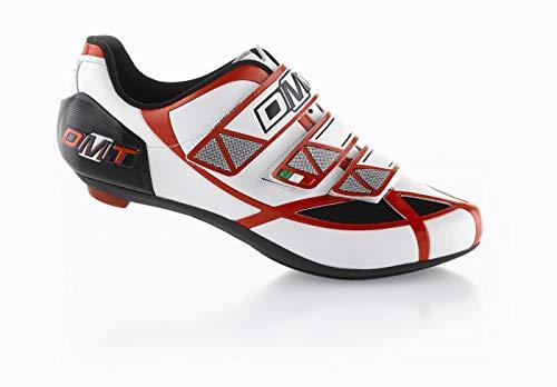 Diamant Dmt - Zapatillas dmt aries, talla 45, color blanco / rojo / negro