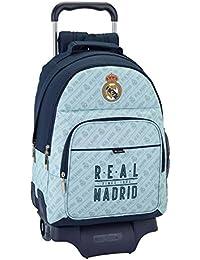 Real Madrid 611824863 2018 Mochila Tipo Casual, 43 cm, 21 litros