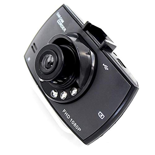 "Msrs Sales Full HD 1080P 2.4"" LCD Car Bus Truck DVR Dash Camera with Memory Card Slot & Night Vision Recording"