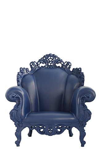 Magis Proust Sillón, 90x 104x 105cm, Color Azul